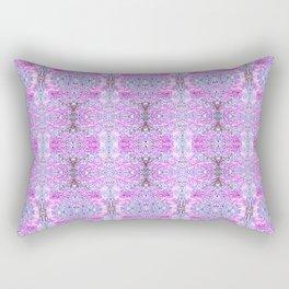 zakiaz crown chakra Rectangular Pillow
