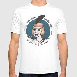 Kalakukkoa / Lena Nyman T-shirt