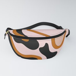Beautiful Journey - Caramel and Cream Fanny Pack