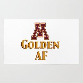 Minnesota Golden Rug