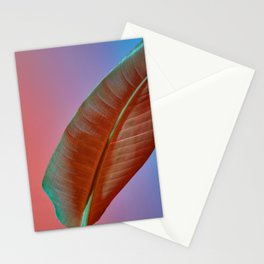 Neon Plant Stationery Cards