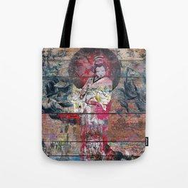 Airando Geisha (Island Woman) Tote Bag