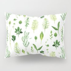 Leaves Pillow Sham