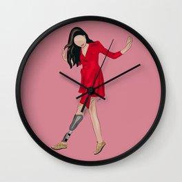 KINSHIP+HUARACHE Wall Clock