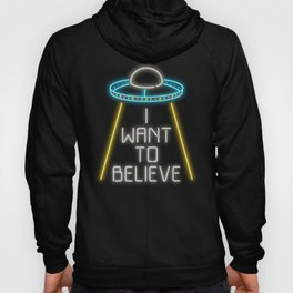 I want to believe Hoody