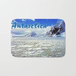 Antarctica Bath Mat