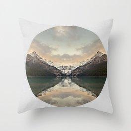 Escaping Reality Throw Pillow