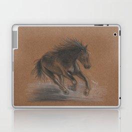 Horse Running Laptop & iPad Skin