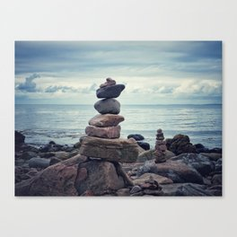 Still Zen Canvas Print