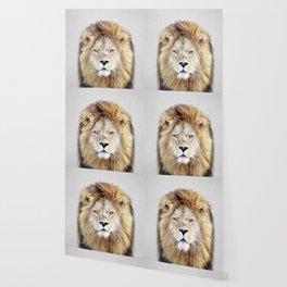 Lion 2 - Colorful Wallpaper