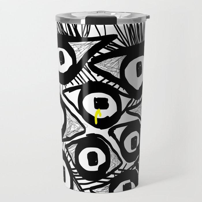illustration Travel Mug