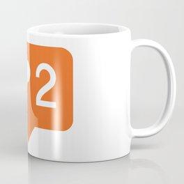 1 like wheelies! Coffee Mug