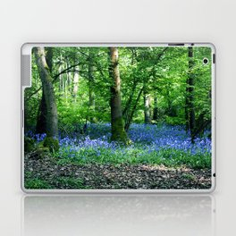 The Bluebell Dell Laptop & iPad Skin