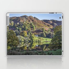 Loughrigg Tarn. Laptop & iPad Skin
