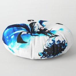 uciha sasuke Floor Pillow