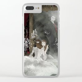 The Mirror Clear iPhone Case