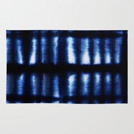 Shibori Folds Rug