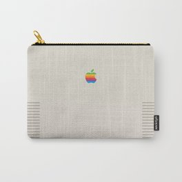 RETRO Apple Carry-All Pouch