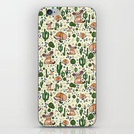Fennec Fox iPhone Skin