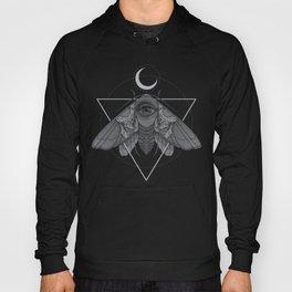 Occult Moth Hoody
