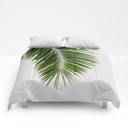 Palm Leaf I Comforters