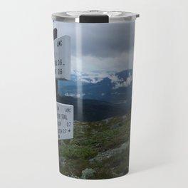 The Bootts Spur Trail Travel Mug