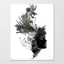 Seeded Canvas Print