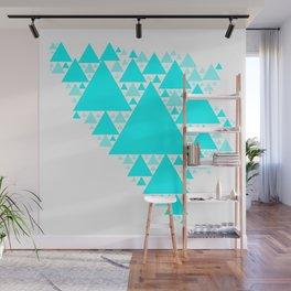Bosnian Triangles Wall Mural