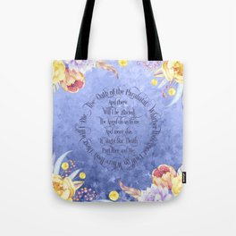 The Oath of the Parabatai Tote Bag