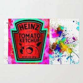 Ketchup Rug