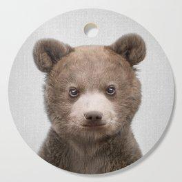 Baby Bear - Colorful Cutting Board