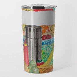 picnic basket Travel Mug