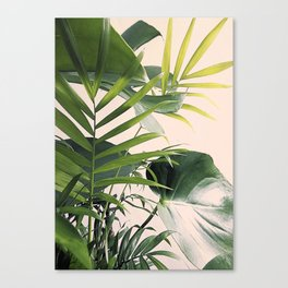 Tropical Mix Canvas Print