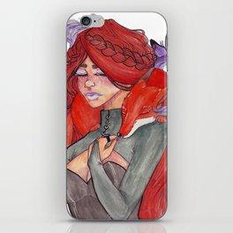 Fox Witch iPhone Skin