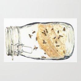 Captives: The Bee Jar Rug