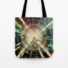 It Goes on Forever... Tote Bag