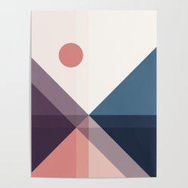 Geometric 1706 Poster