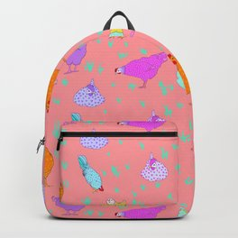 Party Chickens Backpack