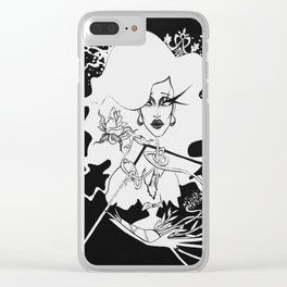 Biqtch Clear iPhone Case