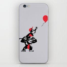 Balloon Apes iPhone Skin
