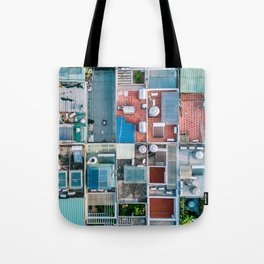 Vietnam sky view Tote Bag
