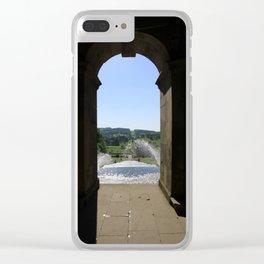 Door way Clear iPhone Case