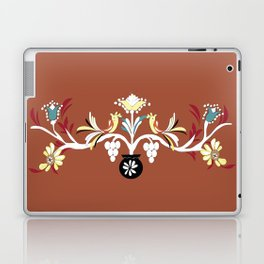 The Red Design Laptop & iPad Skin