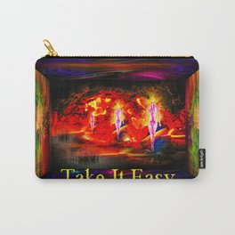 Heavenly apparition  - Take It Easy Carry-All Pouch