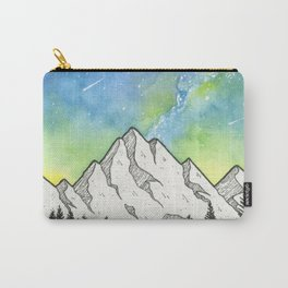 Mountain Skies Carry-All Pouch