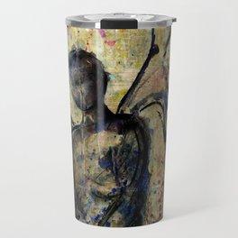 Calling All Angels No. C2 by Kathy Morton Stanion Travel Mug