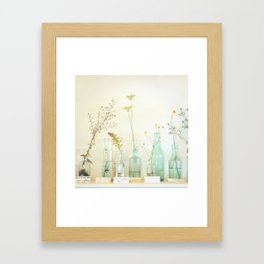 Do You Know Me? Framed Art Print
