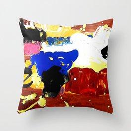 wild Throw Pillow