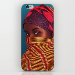 Saafi iPhone Skin