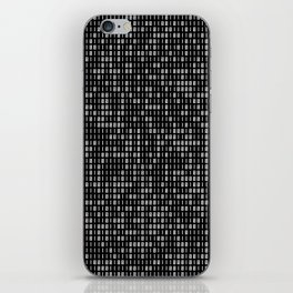 hacker iPhone Skin